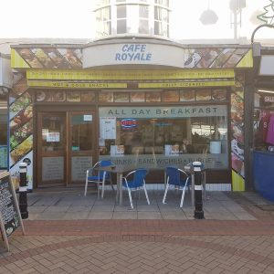 Cafe Royale Hastings