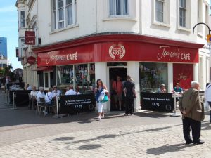 Jempsons Cafe Hastings
