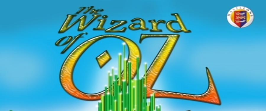 The Wizard of Oz at the White Rock Theatre