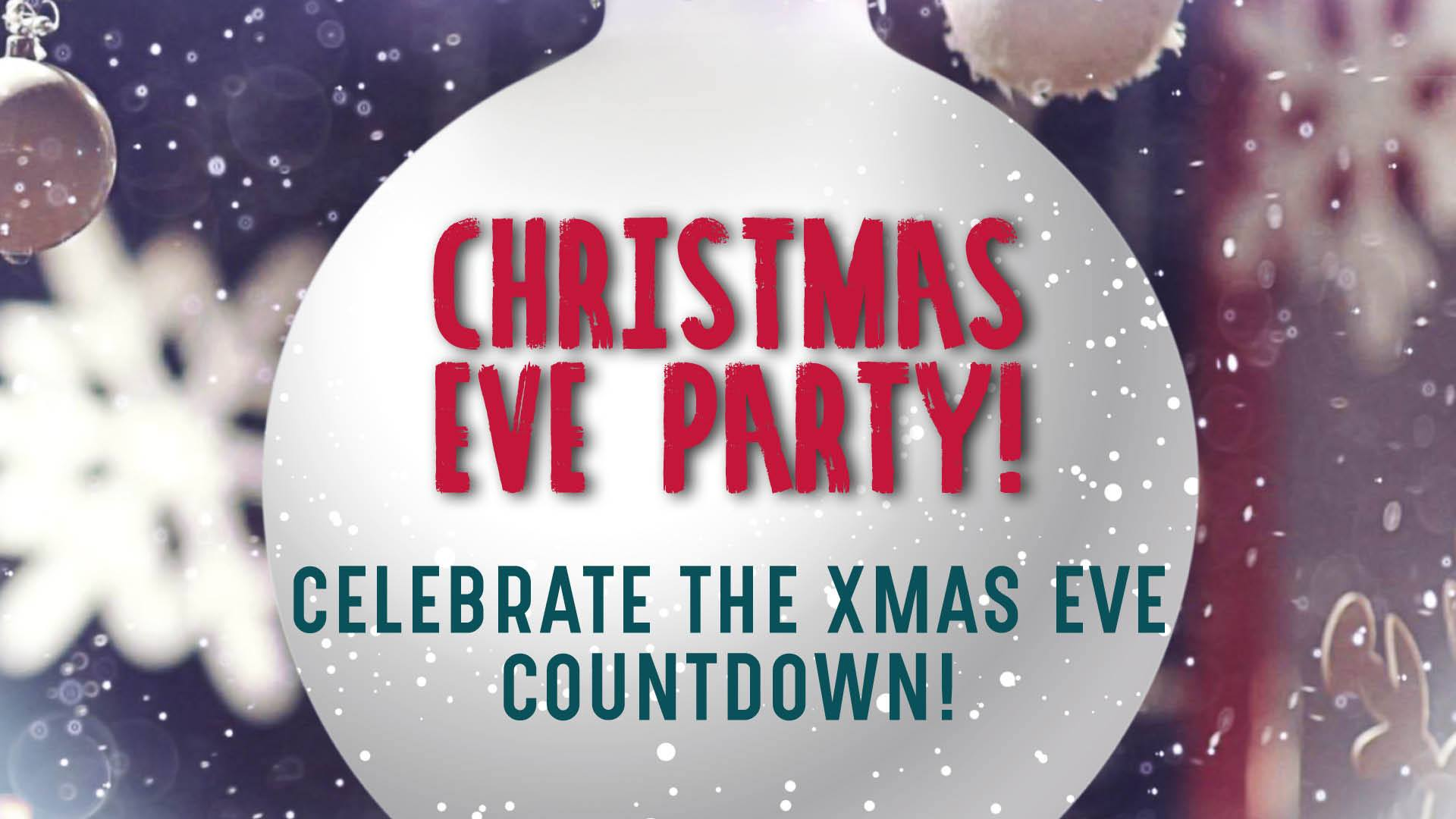 Christmas Eve Party at Yates