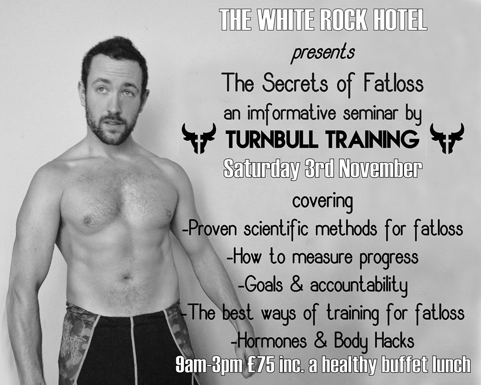 Secrets of Fatloss Seminar