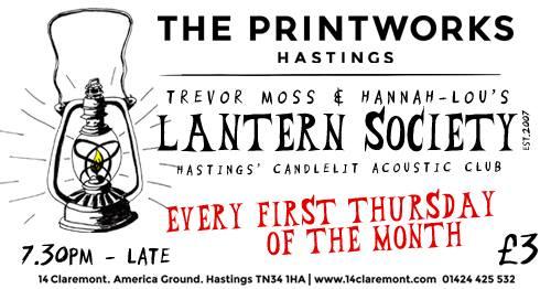 The Printworks Lantern Society
