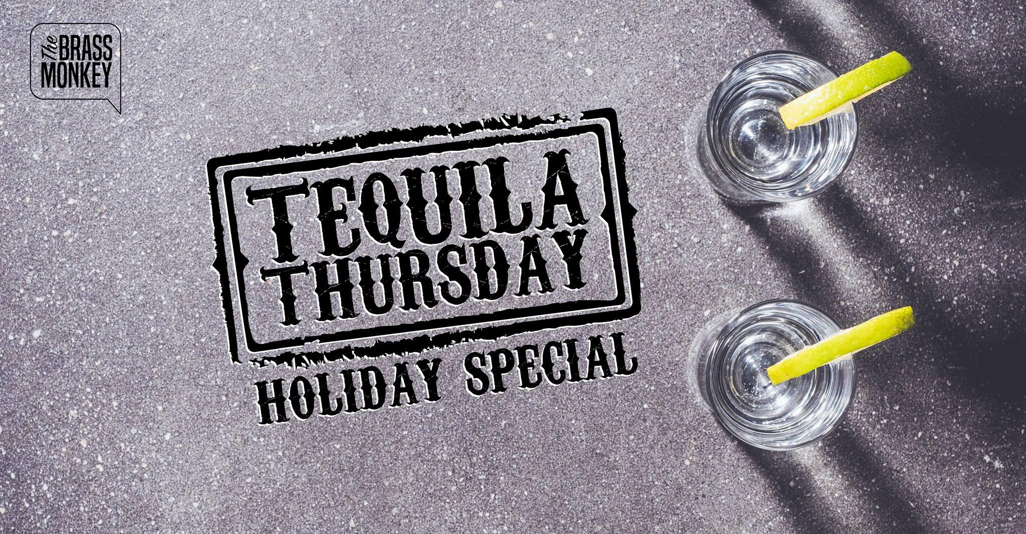 The Brass Monkey Tequila Thursday