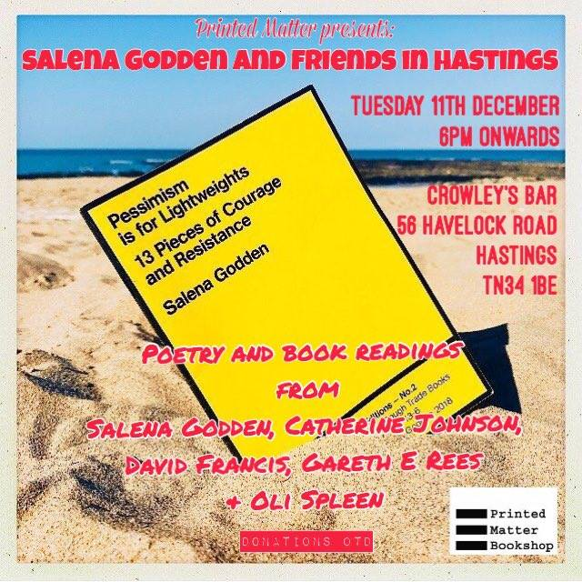 Salena Godden and Friends