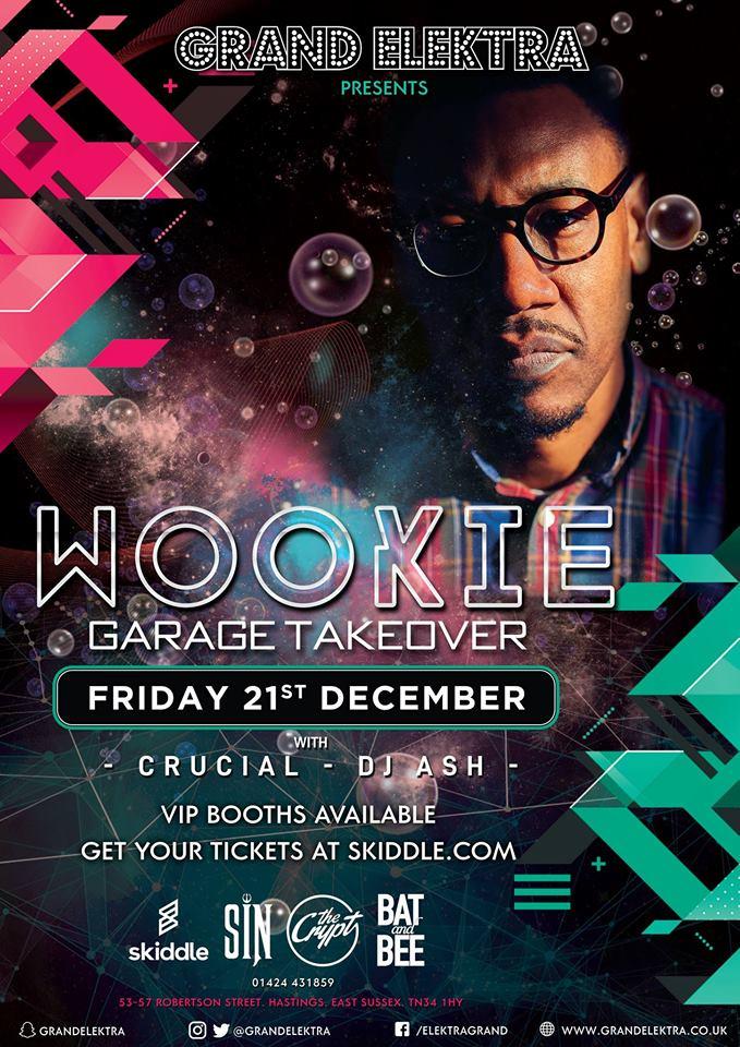 Wookie Garage Takeover