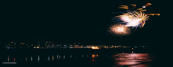 Hastings Bonfire